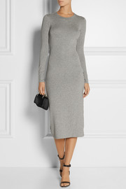 The Row Nitan jersey midi dress