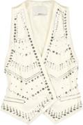 3.1 Phillip Lim Wool-blend studded vest