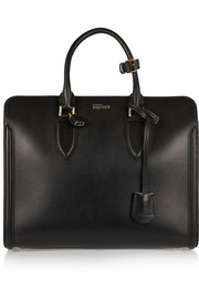 The Heroine leather tote