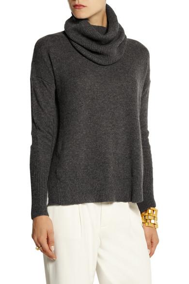 3af286890387 Diane von Furstenberg. Ahiga Slim cashmere turtleneck sweater