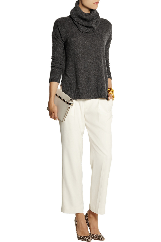 Ahiga Slim cashmere turtleneck sweater