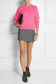 T by Alexander Wang Ribbed-knit sweater