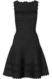 Hervé Léger Audrina cutout bandage mini dress