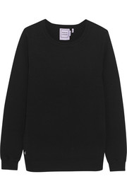 Hervé Léger Stretch-knit sweater