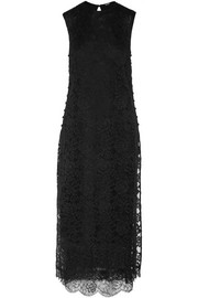 Adam Lippes Lace midi dress
