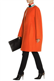 Narciso Rodriguez Wool cocoon coat