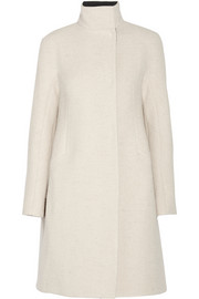 Narciso Rodriguez Oversized textured wool-blend coat