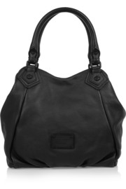 Marc by Marc Jacobs Electro Q Fran textured-leather tote