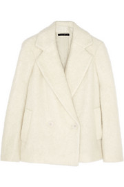 Theory Lianamar brushed-felt jacket