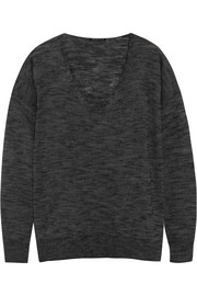 Theory Bellane wool-blend sweater
