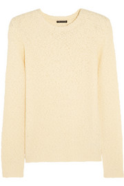 Theory Jaidyn wool-blend bouclé sweater
