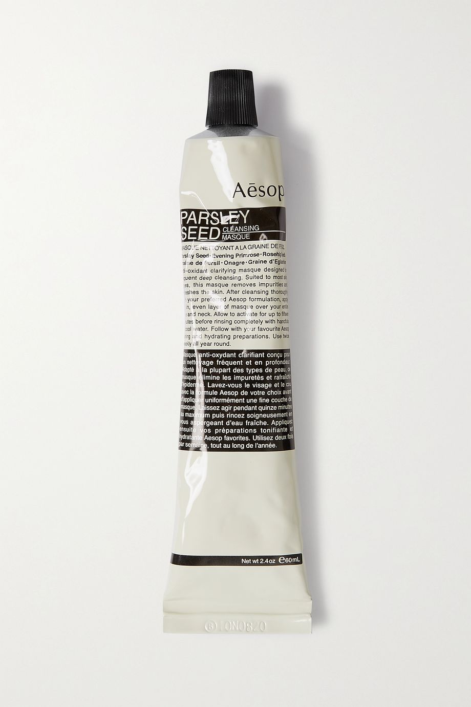 Aesop Masque nettoyant Parsley Seed, 60 ml