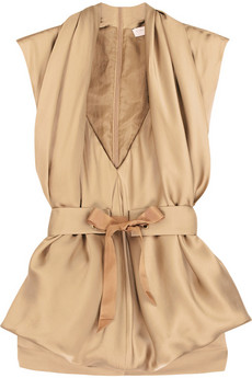 Stella McCartney Silk charmeuse top