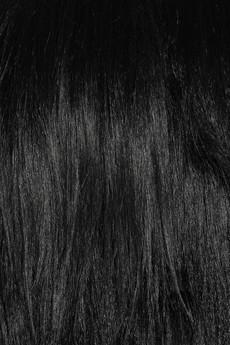 Miu MiuLong haired goat jacket