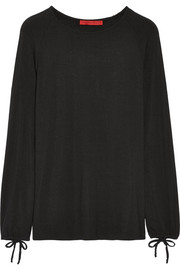 Tamara Mellon Stretch-modal jersey top