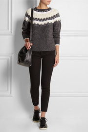 J Brand Kasia knitted sweater