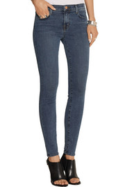 620 Super Skinny mid-rise jeans