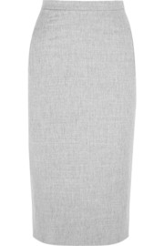 Altuzarra Stein felt pencil skirt