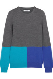 Altuzarra Gursky color-block merino wool sweater