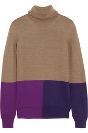 Altuzarra Doisneau color-block merino wool sweater