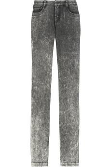 Miu MiuBleached skinny jeans