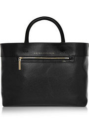 Victoria Beckham Quincy Inside Out reversible matte-leather tote
