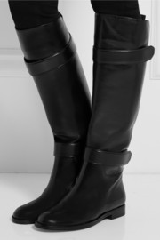Sigerson Morrison Susie leather knee boots