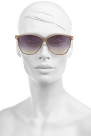 Vienna cat-eye acetate sunglasses