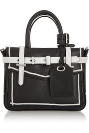 Reed Krakoff Boxer Micro leather tote