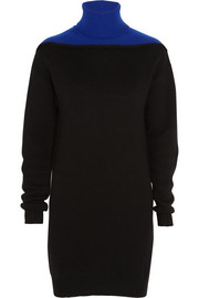Alexander Wang Merino wool turtleneck sweater dress