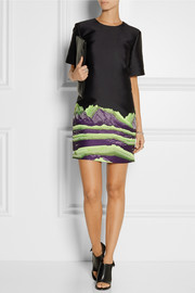 Alexander Wang Jacquard mini dress
