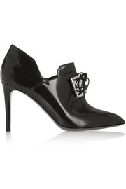 Jason Wu Embellished leather ankle boots