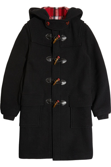 Marc by Marc Jacobs | Paddington wool-blend duffle coat | NET-A ...