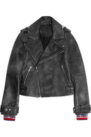 Marc by Marc Jacobs Leather biker jacket