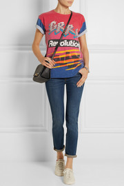 Marc by Marc Jacobs Ryder Motocross printed cotton T-shirt
