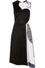 3.1 Phillip Lim Printed satin-crepe dress