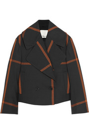 3.1 Phillip Lim Checked wool jacket