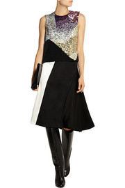 3.1 Phillip Lim Embellished wool top