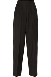 3.1 Phillip Lim Wool-gabardine wide-leg pants