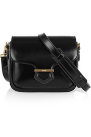 Tod's Military leather shoulder bag