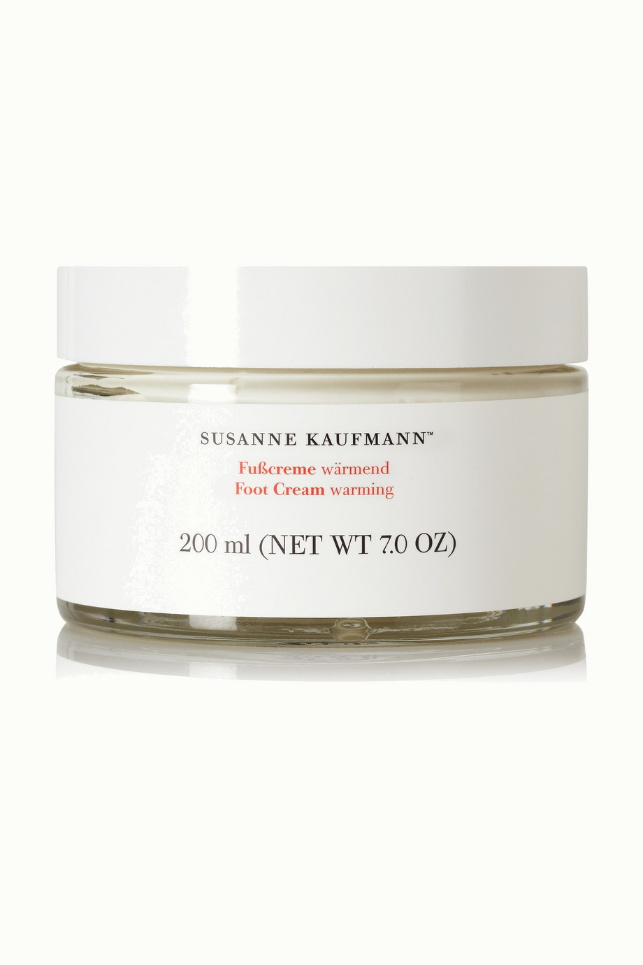 Susanne Kaufmann Warming Foot Cream, 200ml