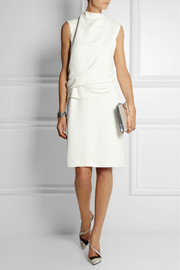 Derek Lam Draped crepe dress
