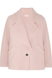 Temperley London Moya wool and cashmere-blend jacket