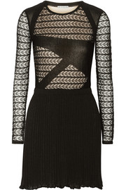 Dagmar Elisa knitted mini dress