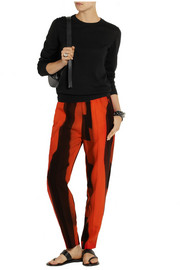 Dagmar Lucy woven tapered pants