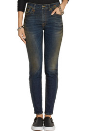 R13 High-rise skinny jeans