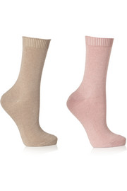 Falke Set of two knitted socks