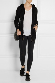 Versus Stretch-cotton jersey leggings
