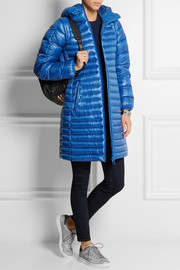 Hunter Original Hooded shell down coat