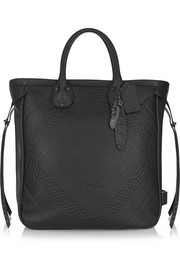 Coach Tooling Tatum embossed leather tote